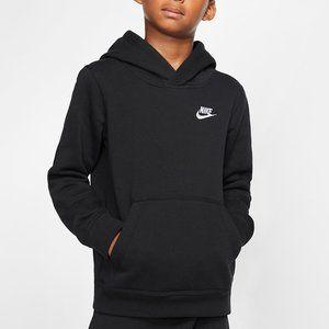 Nike Sportswear Boy's Club Fleece Pullover Hoodie